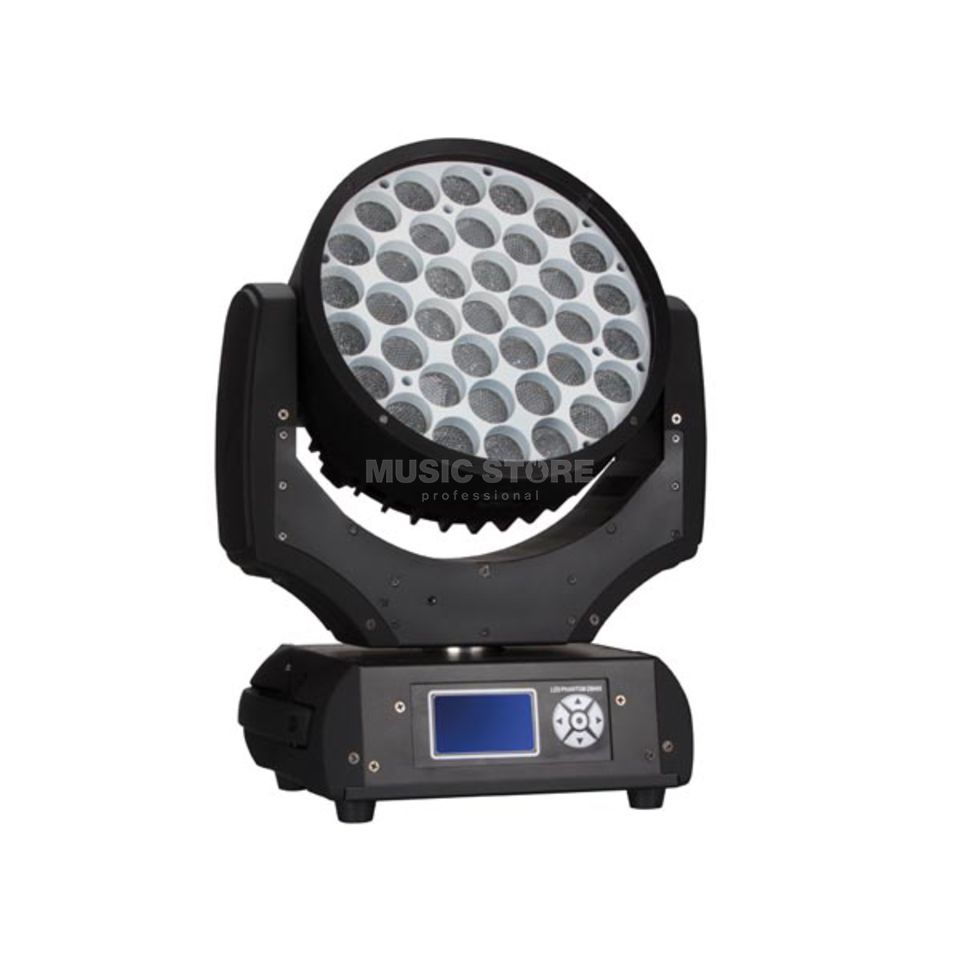 HQ Power ARAS 3710 37x10W RGBW LED Produktbild