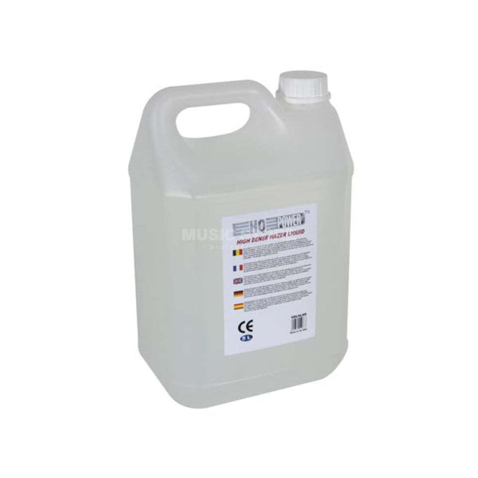 HQ Power VDLHLH5 Hazer Fluid 1l=2,98 EUR Produktbild