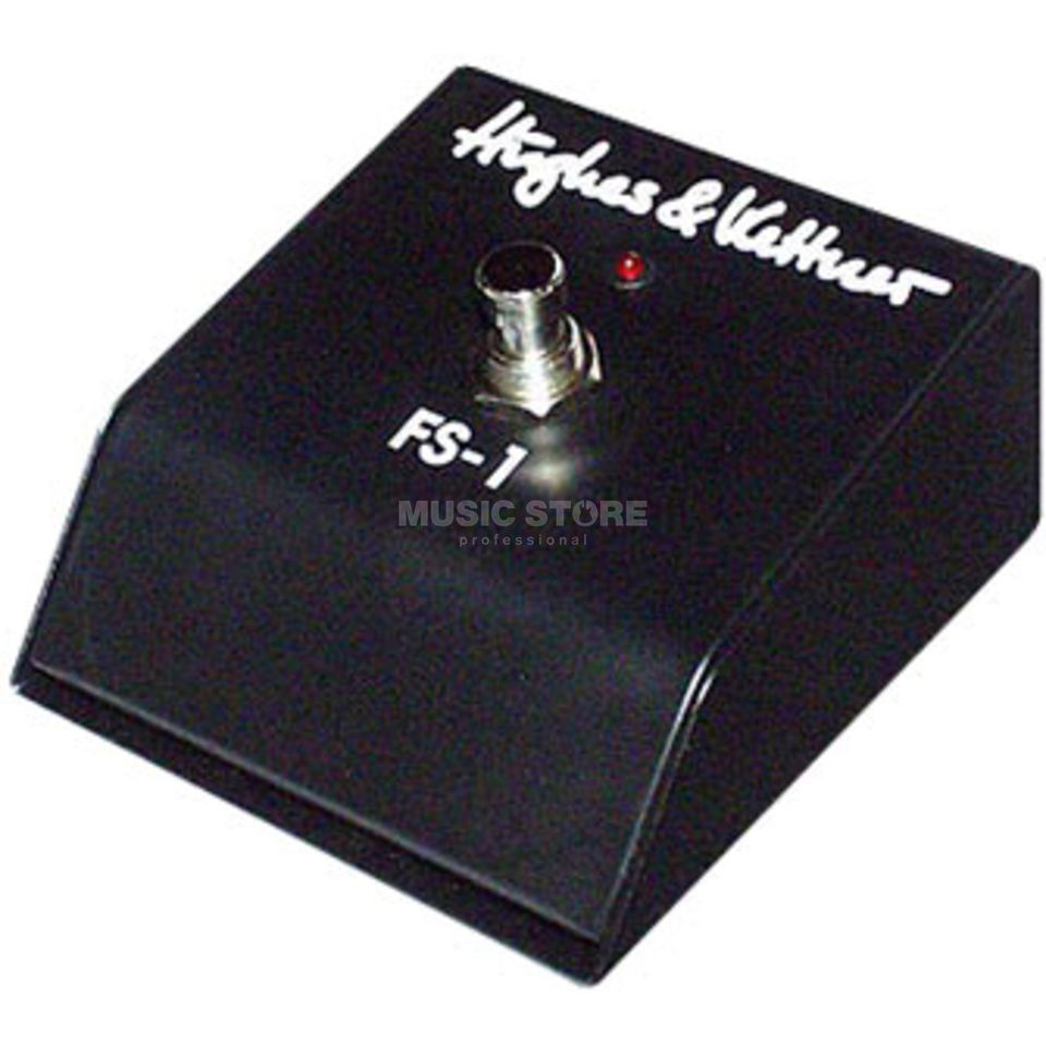 Hughes & Kettner FS-1 Foot Switch 1    Produktbillede