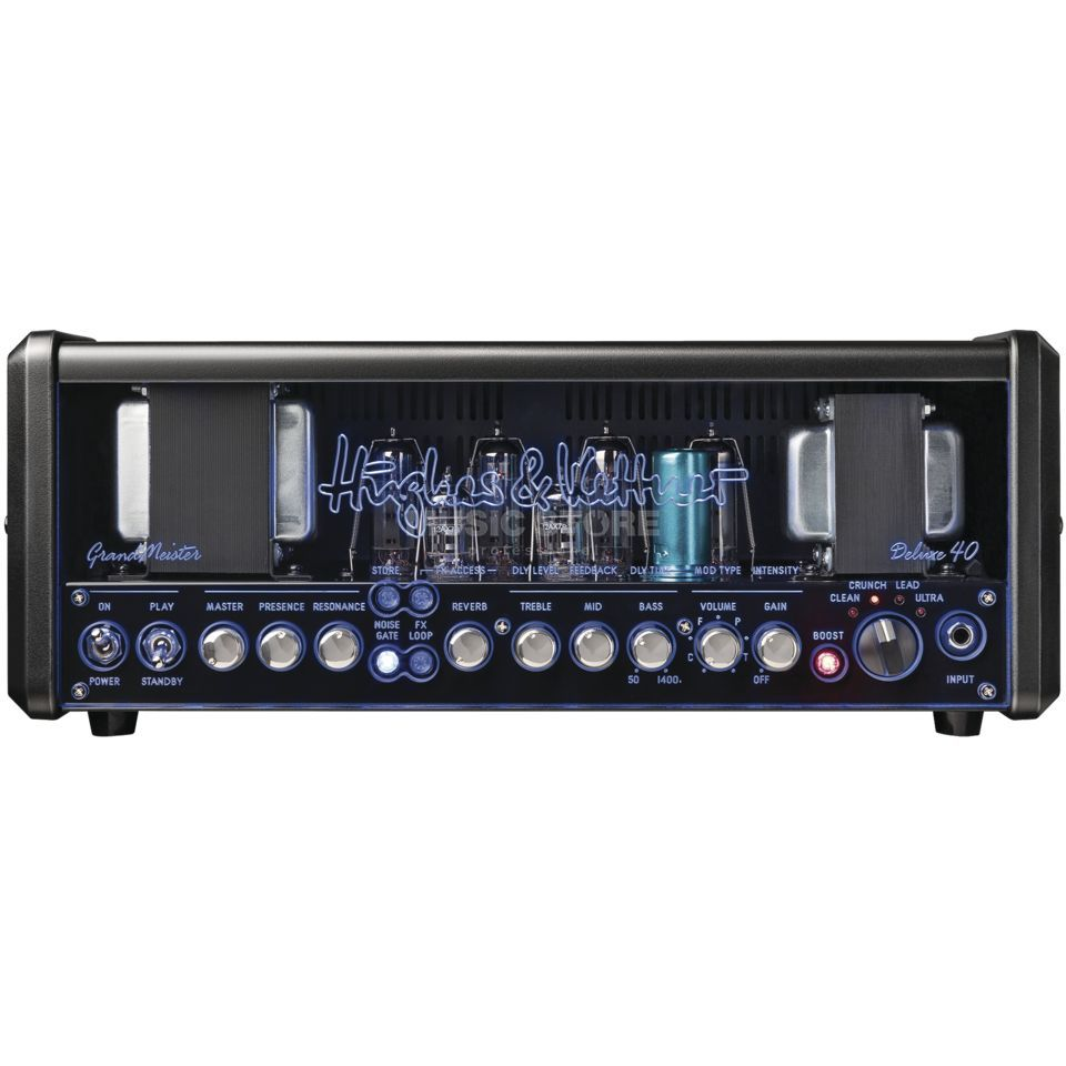 Hughes & Kettner Grandmeister Deluxe 40 Product Image