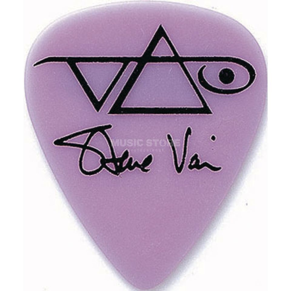 Ibanez 1000SVMP 1.0mm Steve Vai Plectrums Pink Product Image