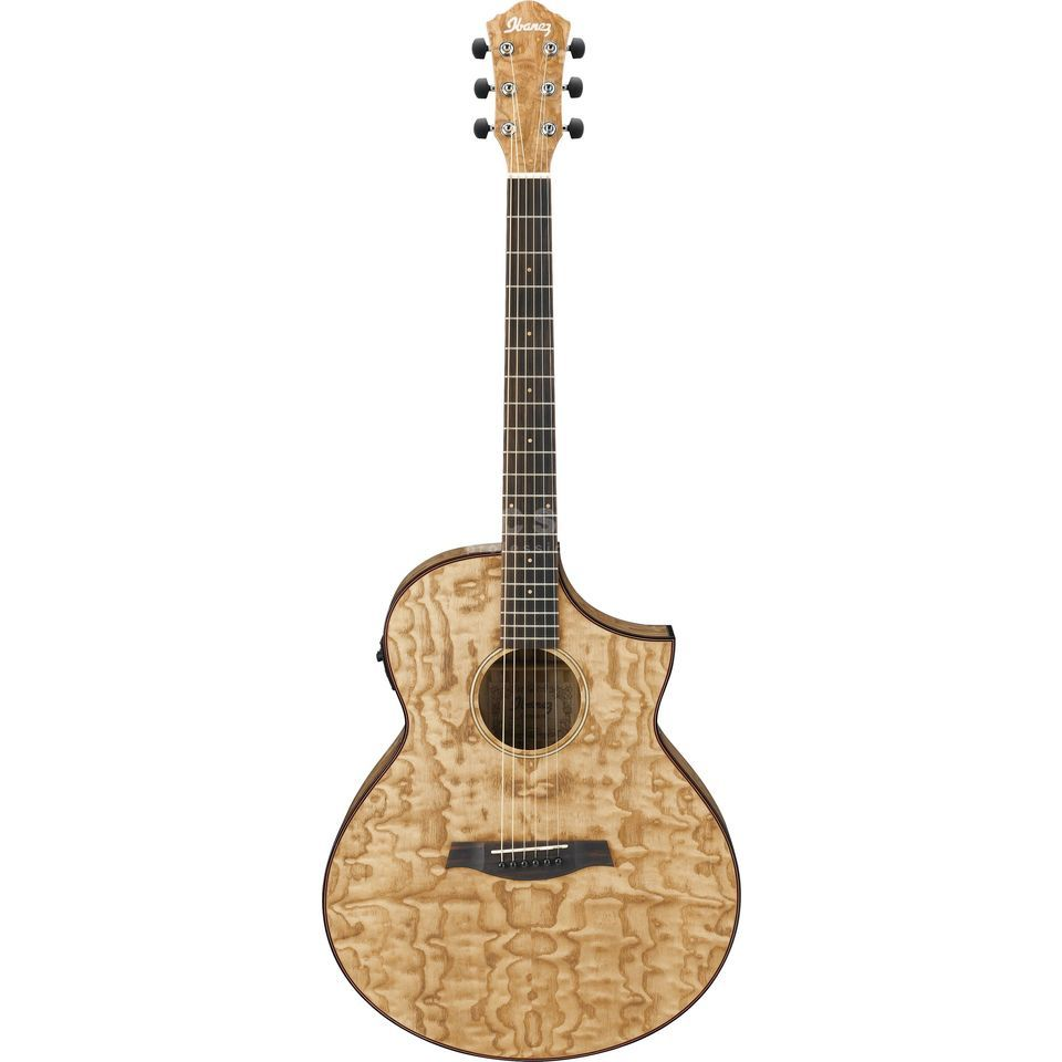 Ibanez AEW40AS-NT Natural High Gloss Produktbillede