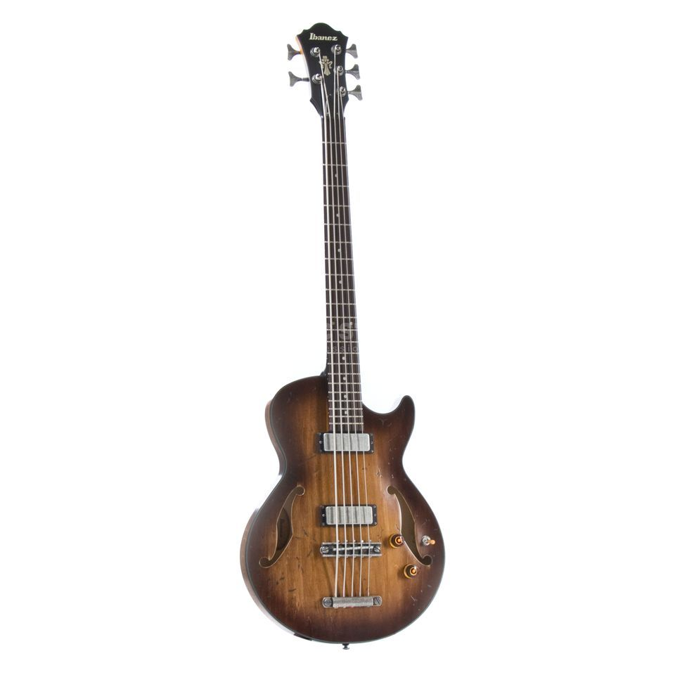 Ibanez Artcore Vintage AGBV 205 A TCL Tobacco Low Gloss Produktbild