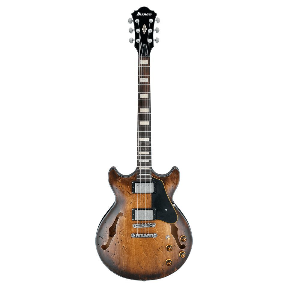 Ibanez Artcore Vintage AMV10A-TCL Tobacco Burst Low Gloss Product Image