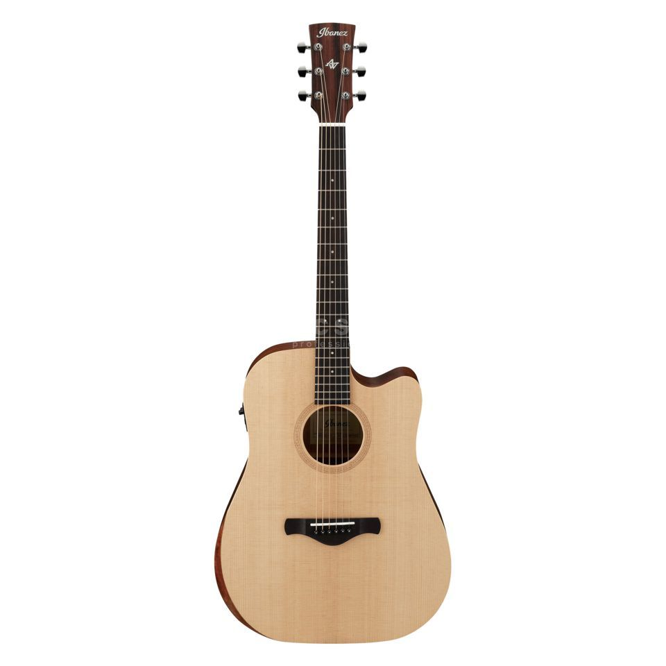 Ibanez Artwood AW150CE-OPN Open Pore Natural Product Image