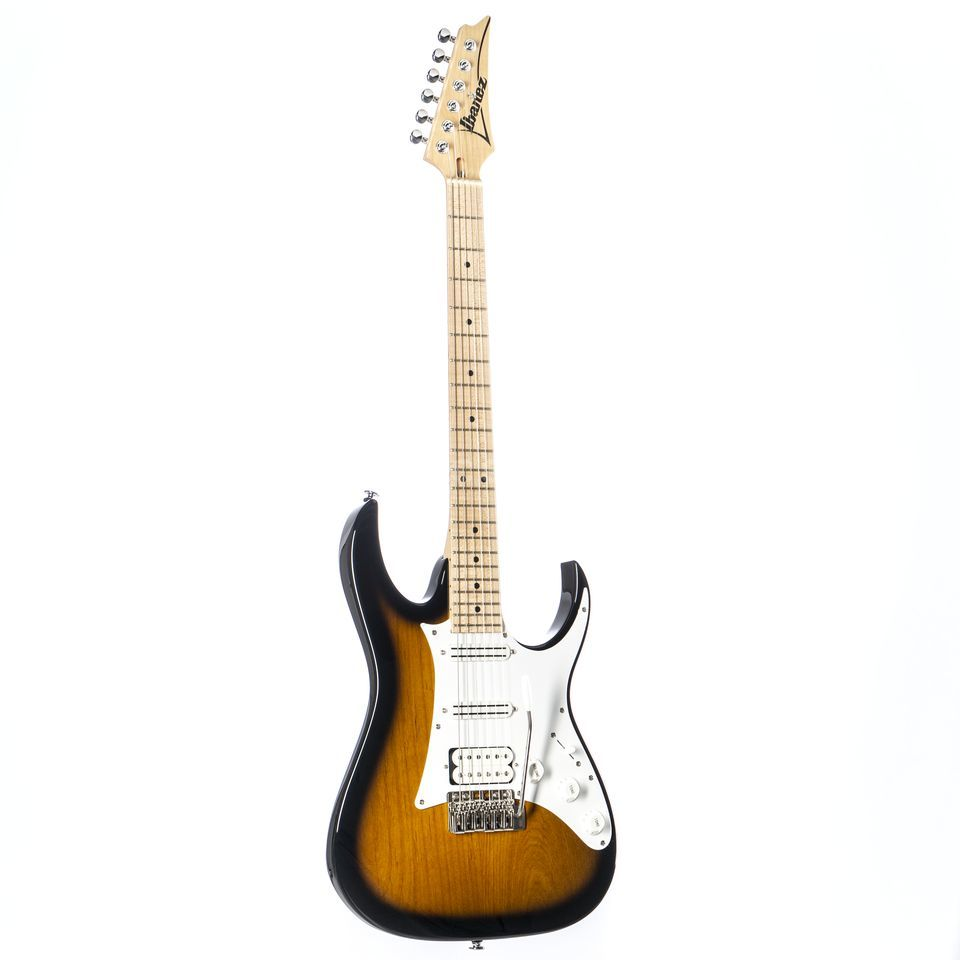 Ibanez AT100 Andy Timmons Signature E lectric Guitar, Sunburst   Product Image