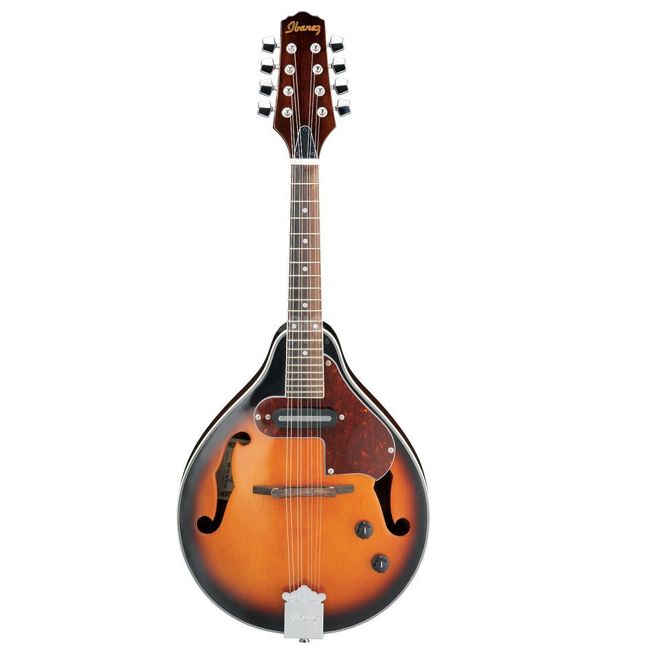 Ibanez Mandolin M510E-BS Brown Sunburst Produktbild