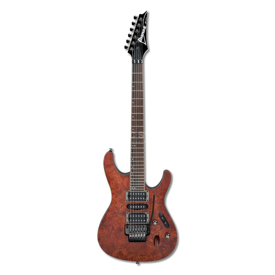 Ibanez S770PB-CNF Charcoal Brown Flat