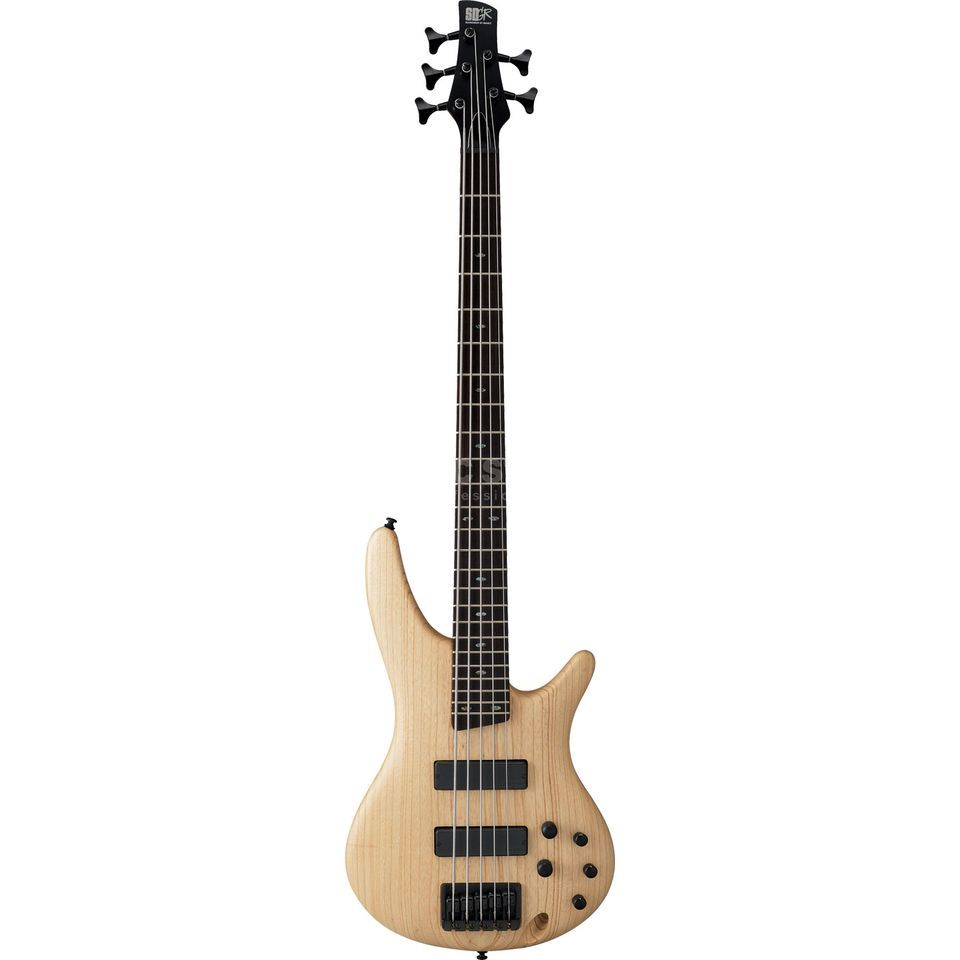 Ibanez SR 605 NTF Natural Flat Productafbeelding