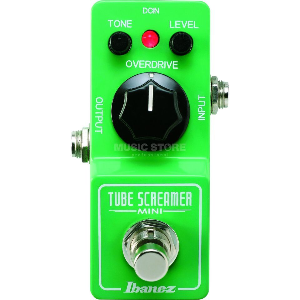 Ibanez TS Tube Screamer Mini  Produktbillede