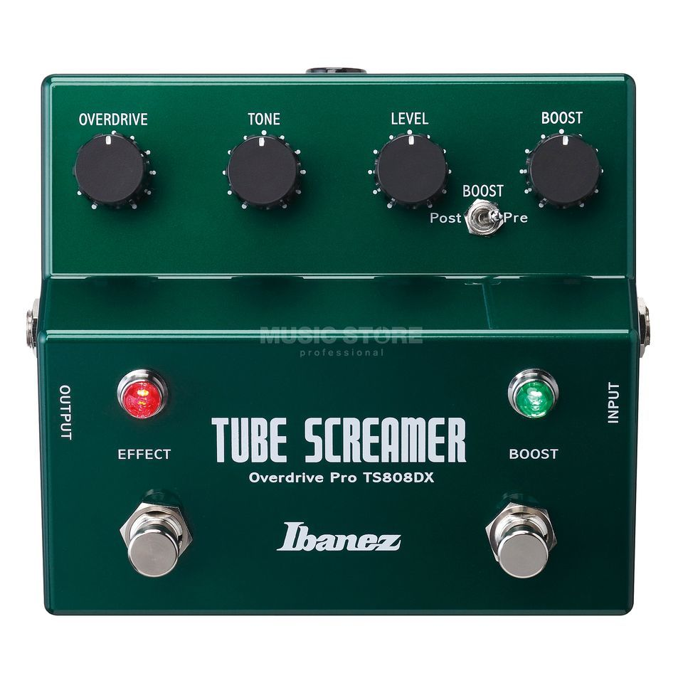 Ibanez TS808 DX Tube Screamer Produktbild