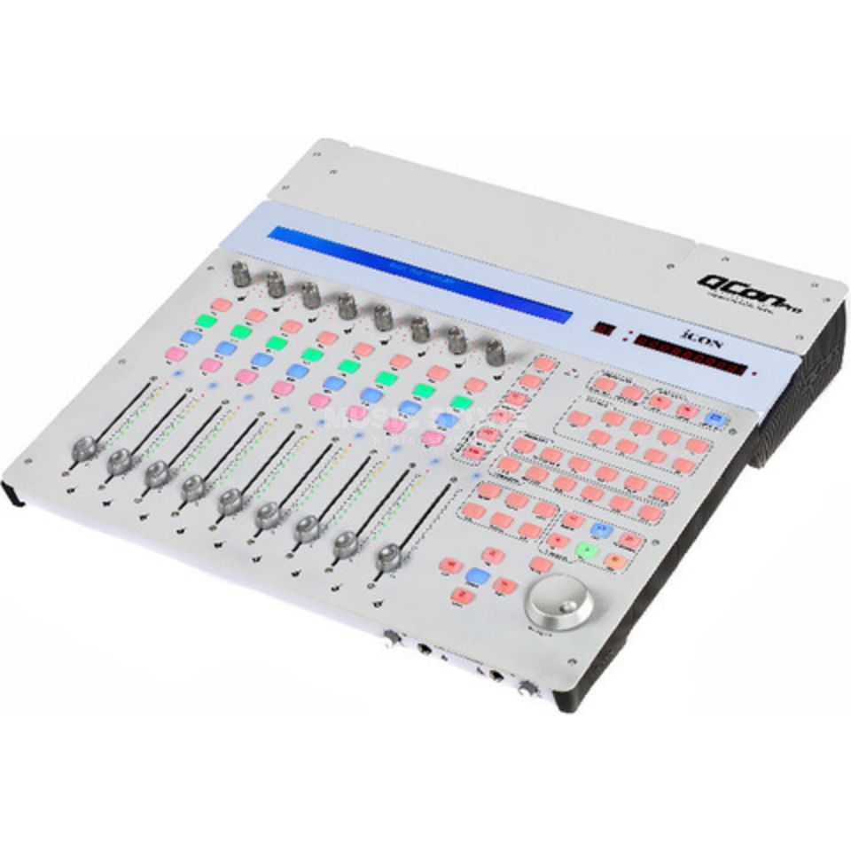 iCON Q-Con Pro 8 Channel DAW Controller Product Image