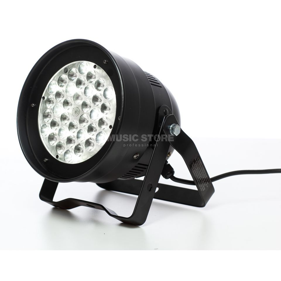 Ignition LED PAR 56 Floor WCA 36x1W black Produktbillede