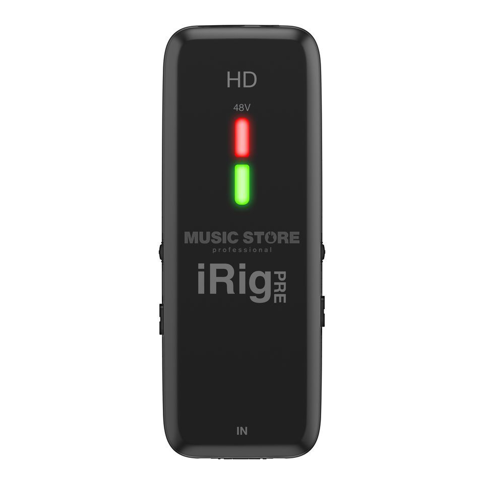 IK Multimedia iRig HD  Produktbild