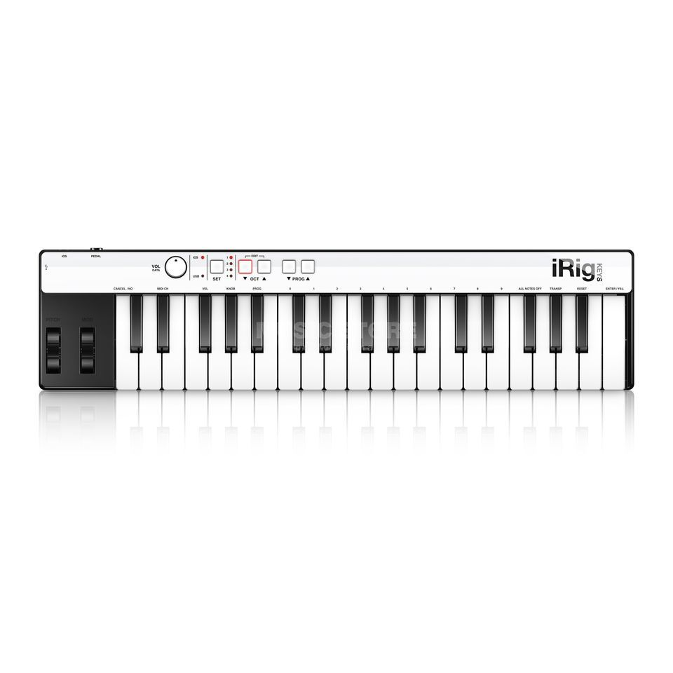 IK Multimedia iRig KEYS with Lightning  Produktbillede