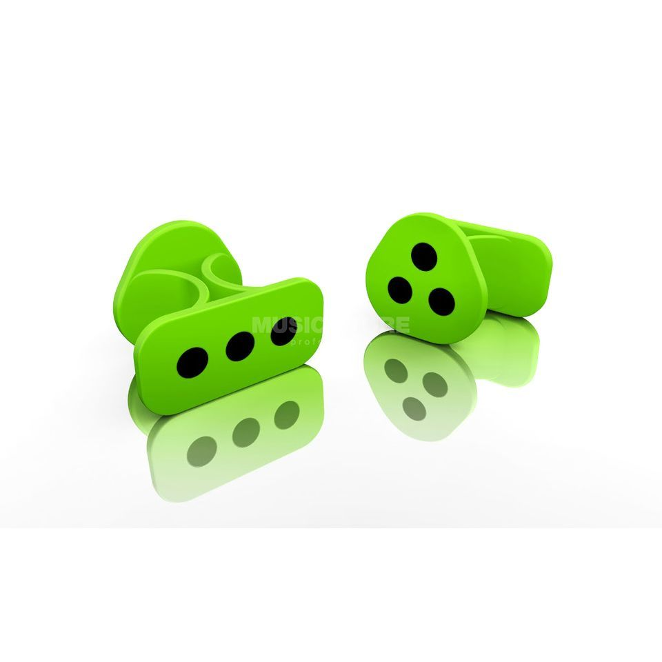 IK Multimedia iRing-Green Version for iOS Fingerring Controller Produktbillede