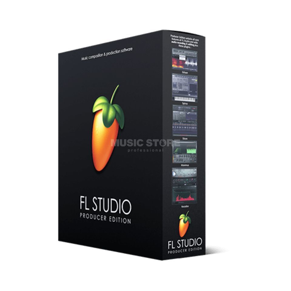 FL Studio 20 Producer Edition (Licence)