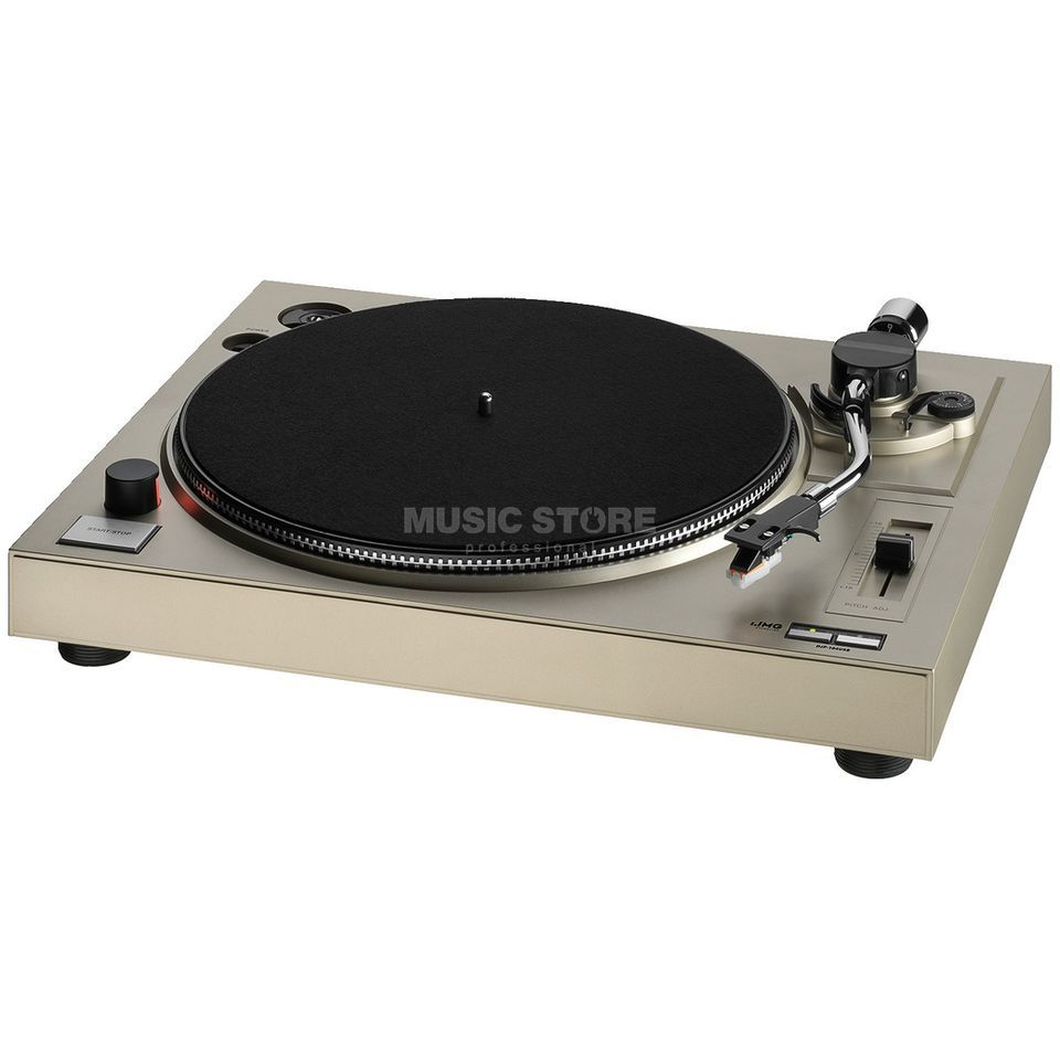 IMG STAGELINE DJP-104USB Turntable Produktbild