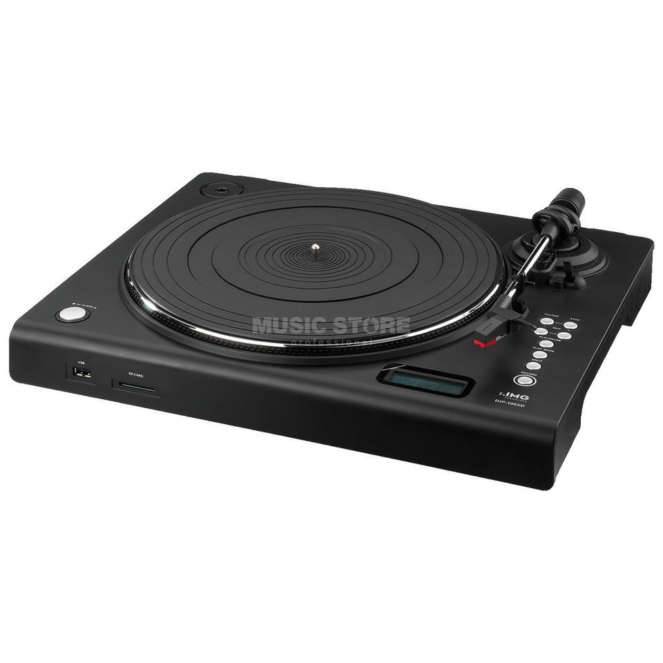 IMG STAGELINE DJP-106SD Product Image