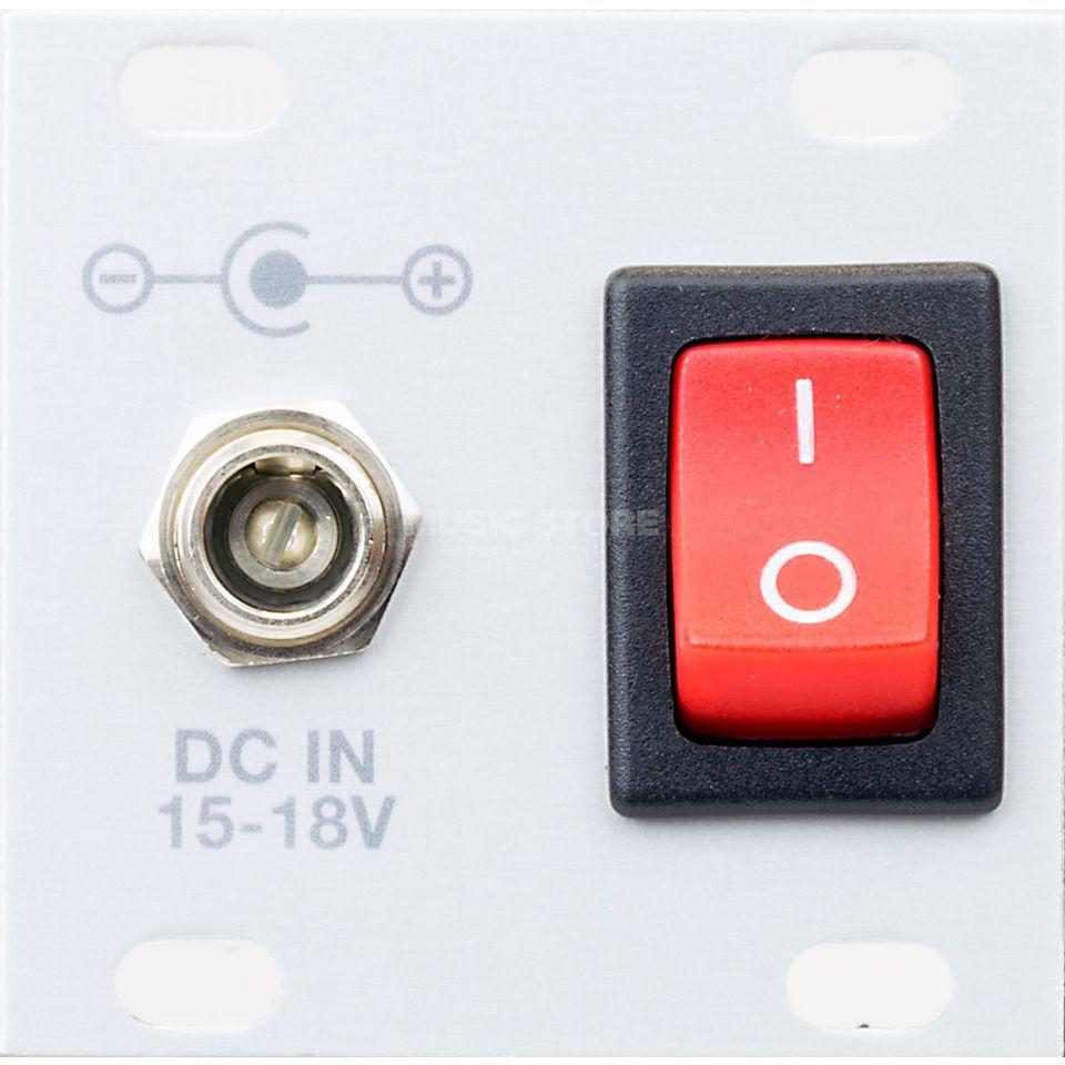 Intellijel 1U Power Entry 01 - 2.1MM Product Image