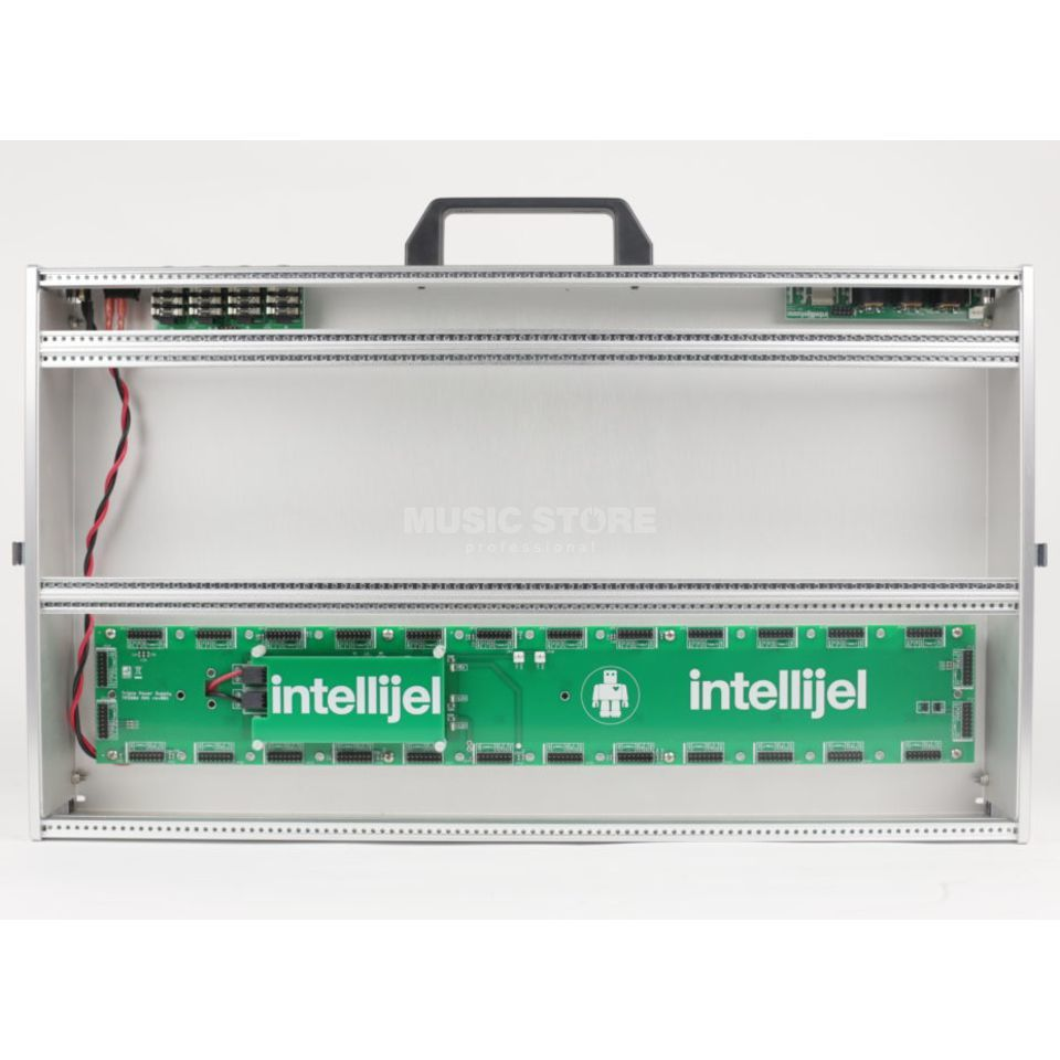 Intellijel 7HE Performance Case 2x 84TE 6HE & 1x 84TE 1HE Produktbillede