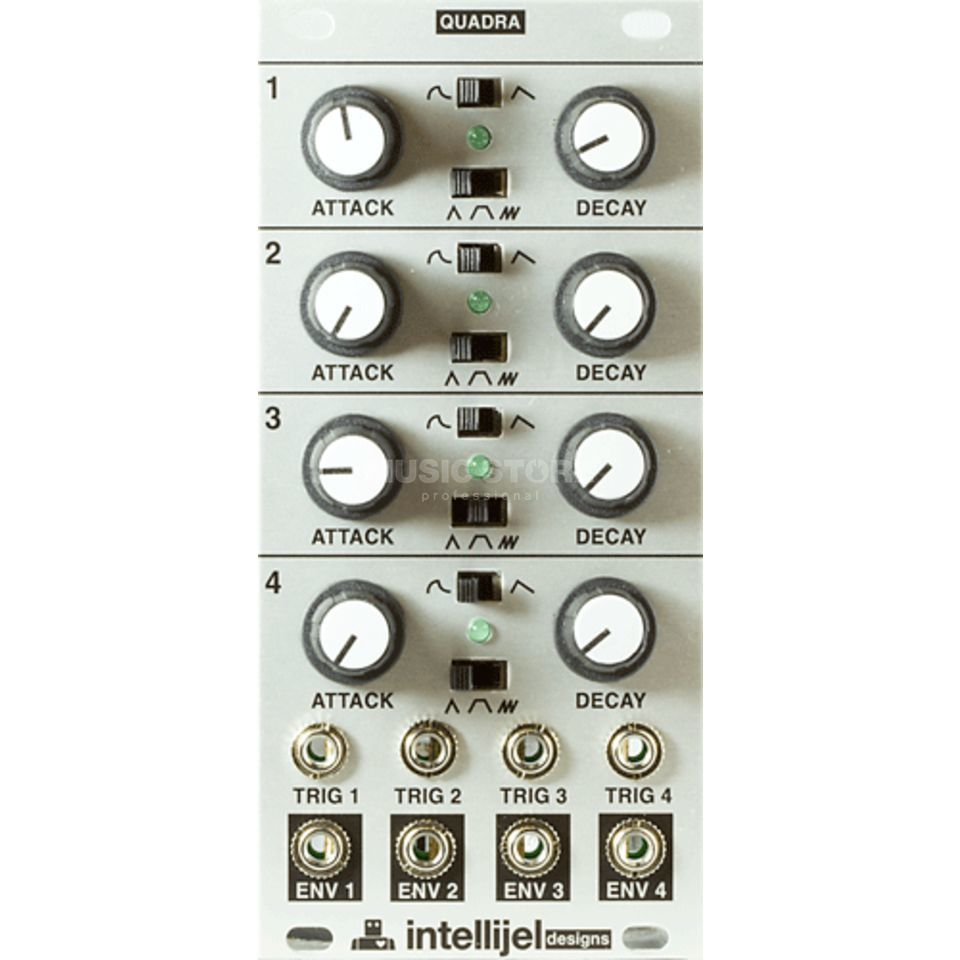 Intellijel Quadra Quad Function Envelope Produktbild