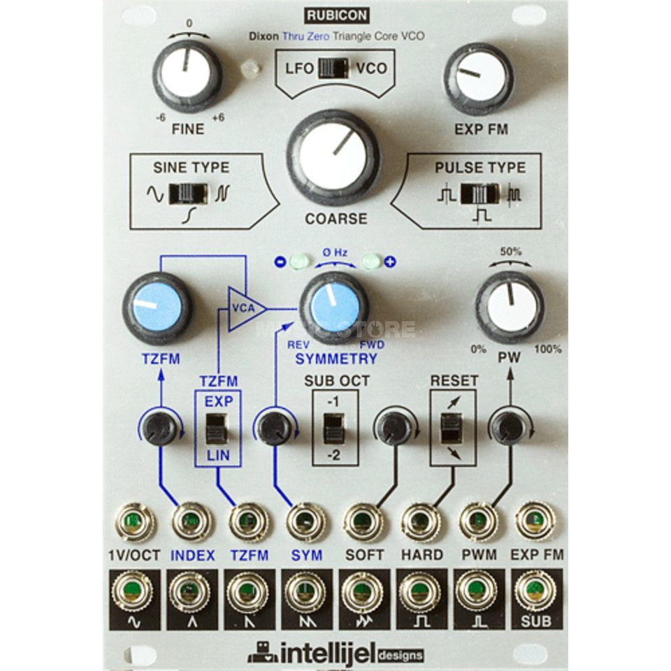 Intellijel Rubicon Produktbild