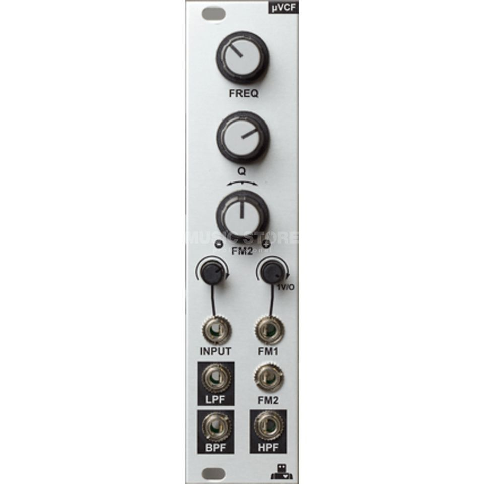 Intellijel uVCF 2 Pole LP / HP & 1 Pole BP Produktbild