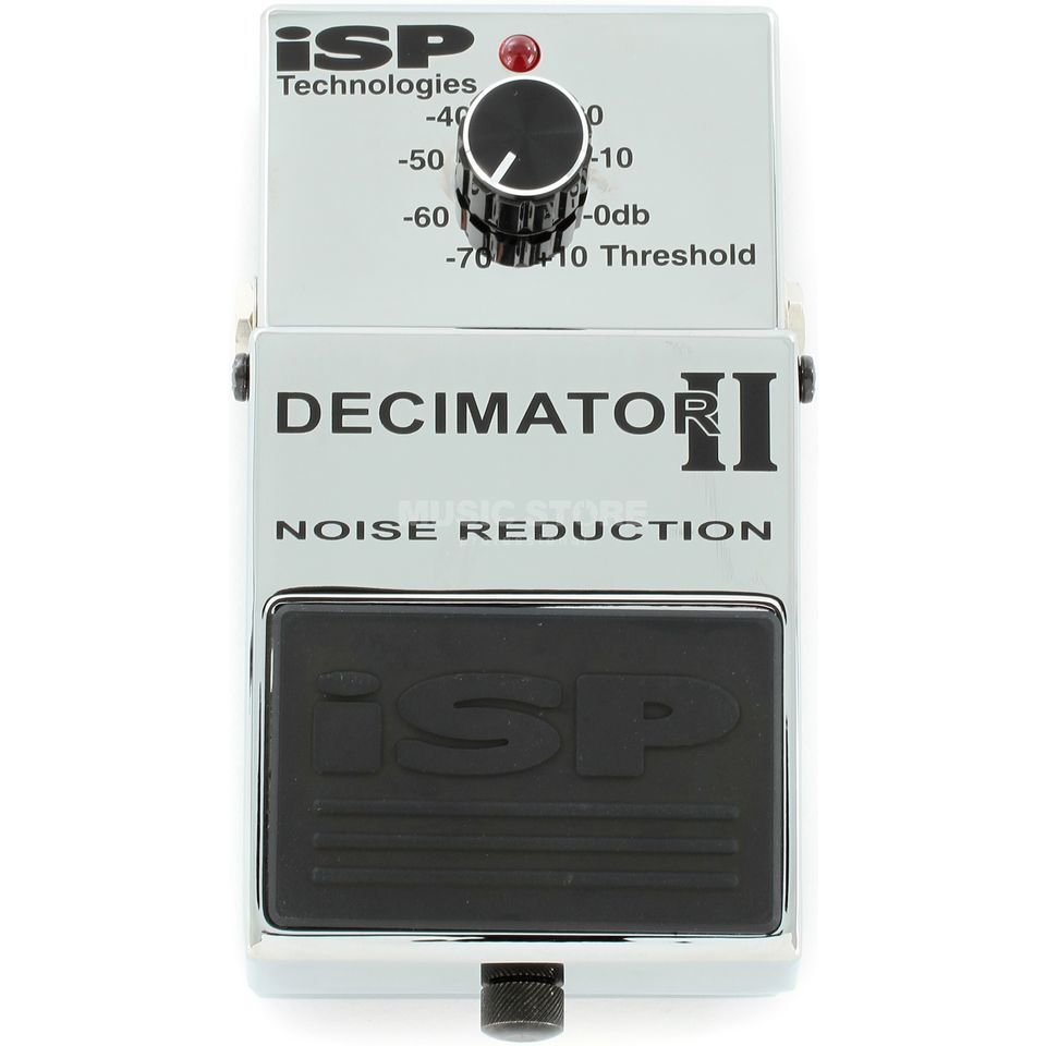 ISP Technologies Decimator II Pedal Noise Reduction Produktbild