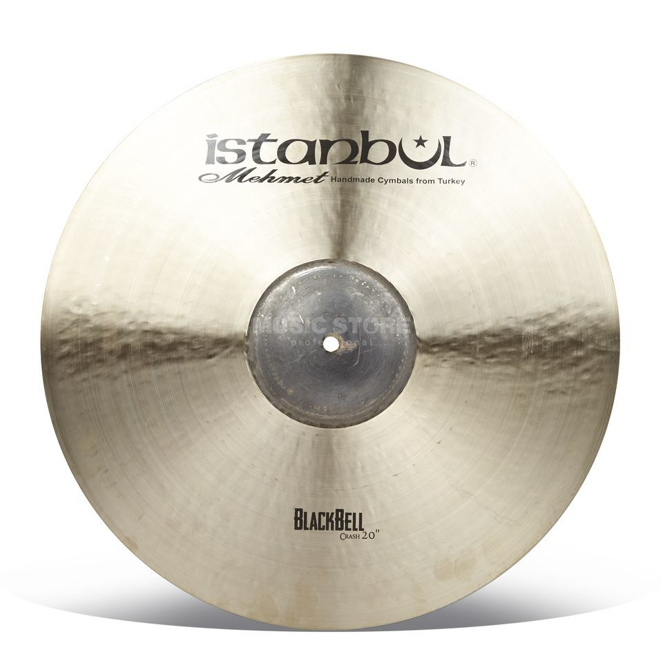 "Istanbul BB-C20 Black Bell Crash 20"" Product Image"