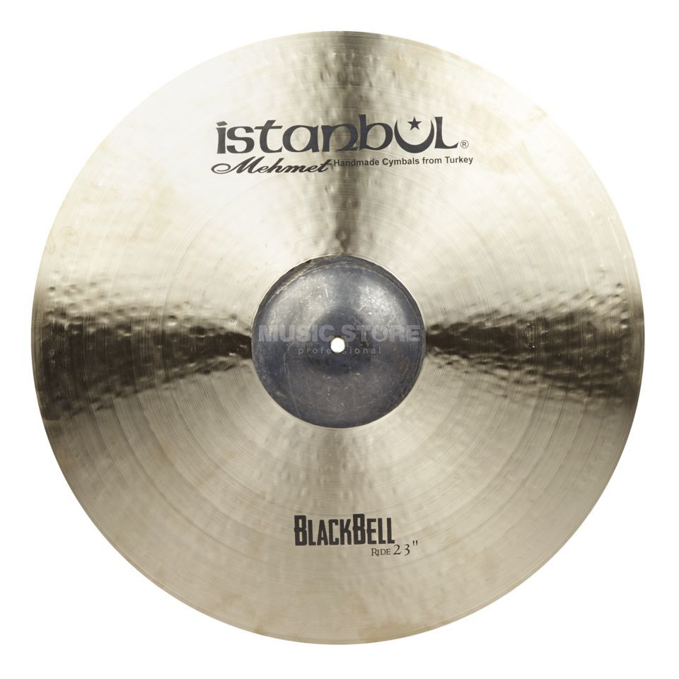 "Istanbul BB-R23 Black Bell Ride 23"", Overstock Productafbeelding"