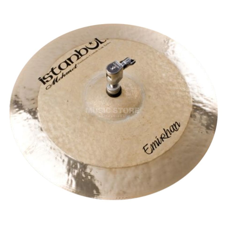 "Istanbul Emirhan HiHat 13"", EH-HH14 Product Image"