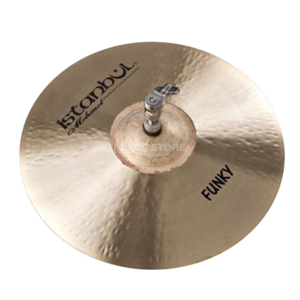"Istanbul Funky Heavy HiHat 13"", FR-HHH14 Product Image"