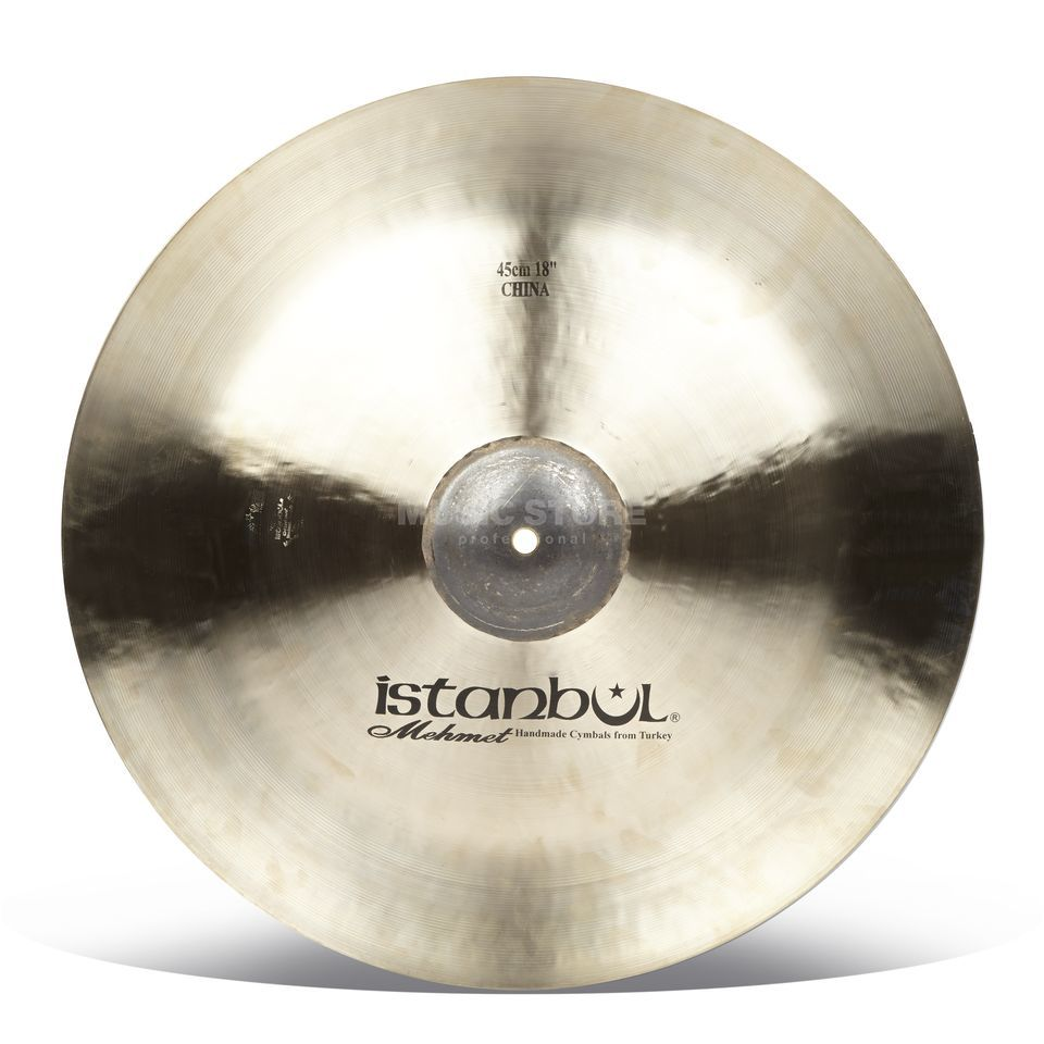 "Istanbul Istanbul BB-SCH18 BlackBell China 18"" Shiny Finish, Overstock Imagen del producto"