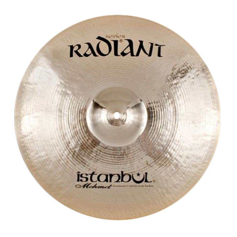 "Istanbul Radiant Medium Crash 18"", R-CM19 Product Image"