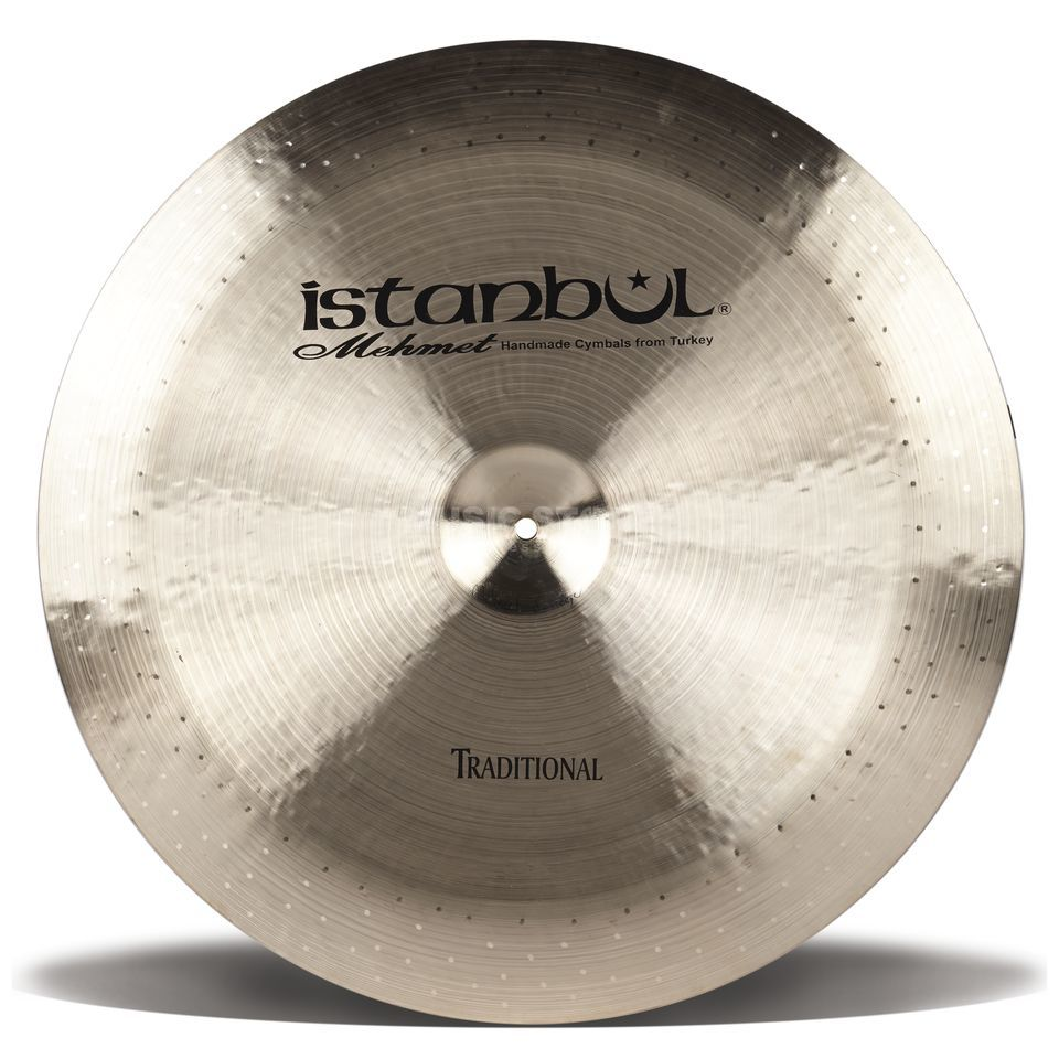 "Istanbul SW22 Traditional Swish Ride 22"" Produktbild"