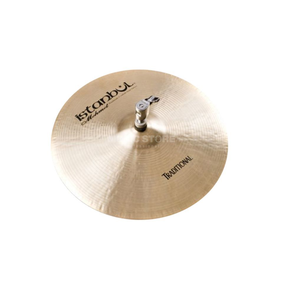 "Istanbul Traditional Heavy HiHat 12"", HHH13 Produktbillede"