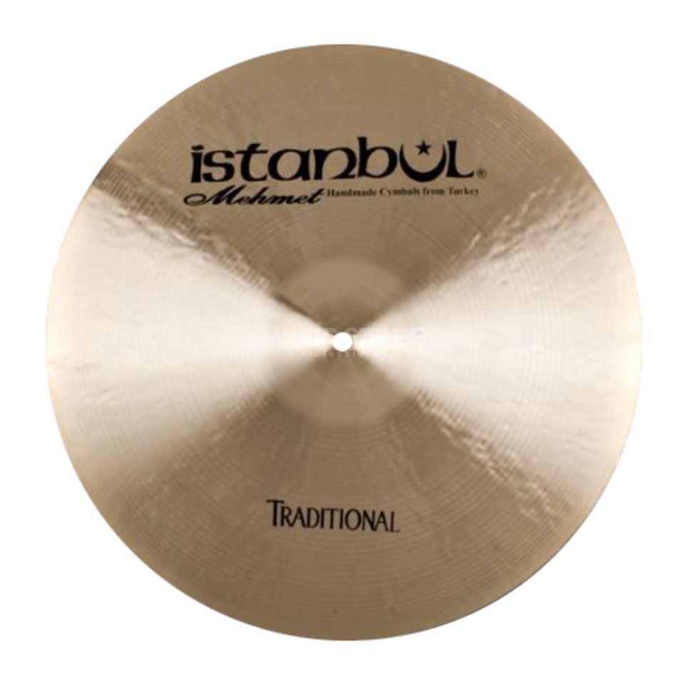 "Istanbul Traditional Medium Crash 14"", CM14 Image du produit"