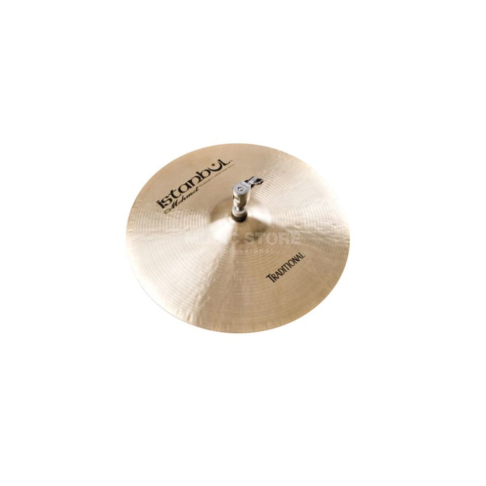 "Istanbul Traditional Medium HiHat 10"", HHM11 Produktbillede"
