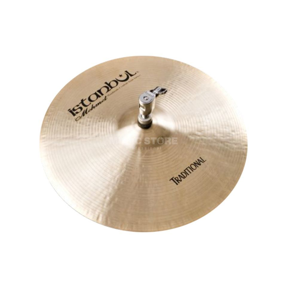 "Istanbul Traditional Medium HiHat 13"", HHM13 Produktbild"