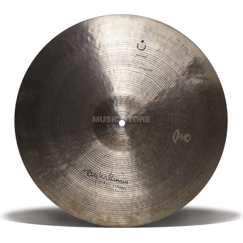 "Istanbul TW-C18 Tony Williams Crash 18"" Product Image"