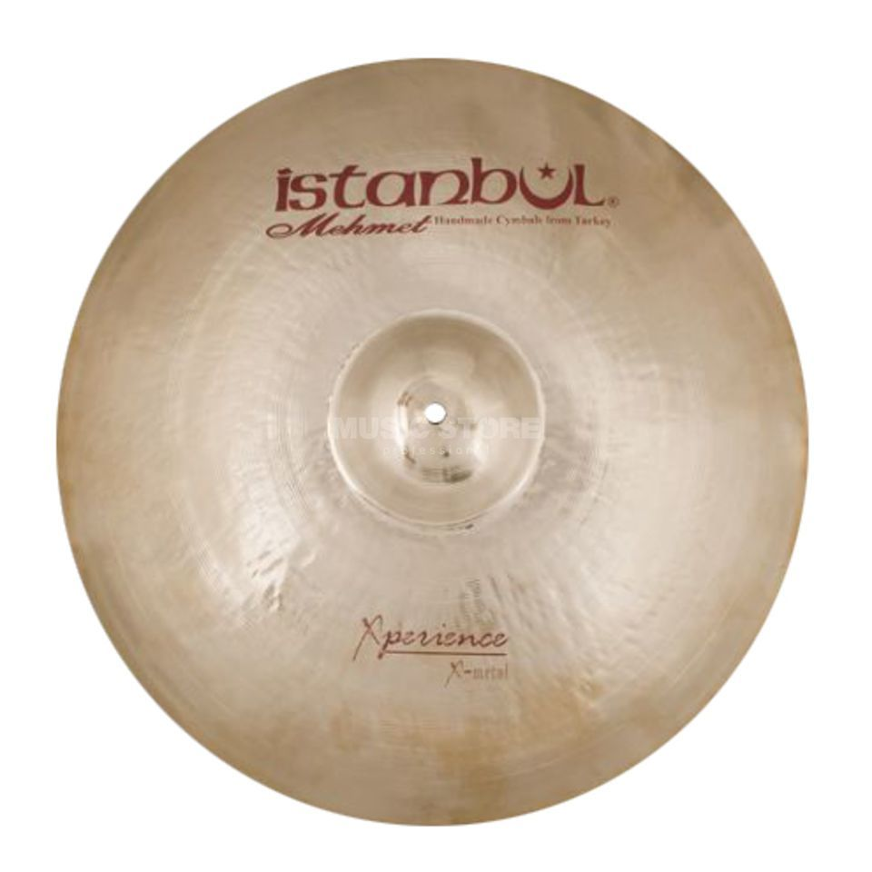 "Istanbul X-Metal Power Ride 22"", XXM-RPR23 Product Image"