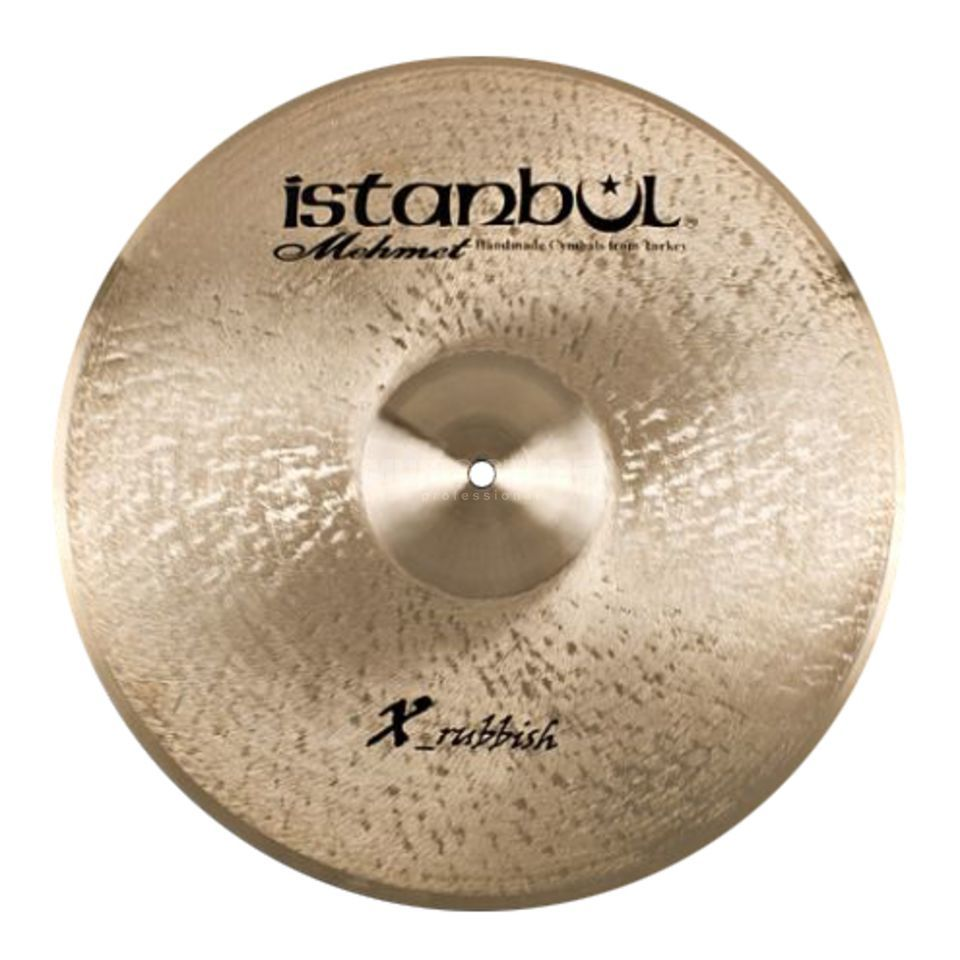 "Istanbul X-Rubt/mh Crash 18"", XR-C18 Productafbeelding"