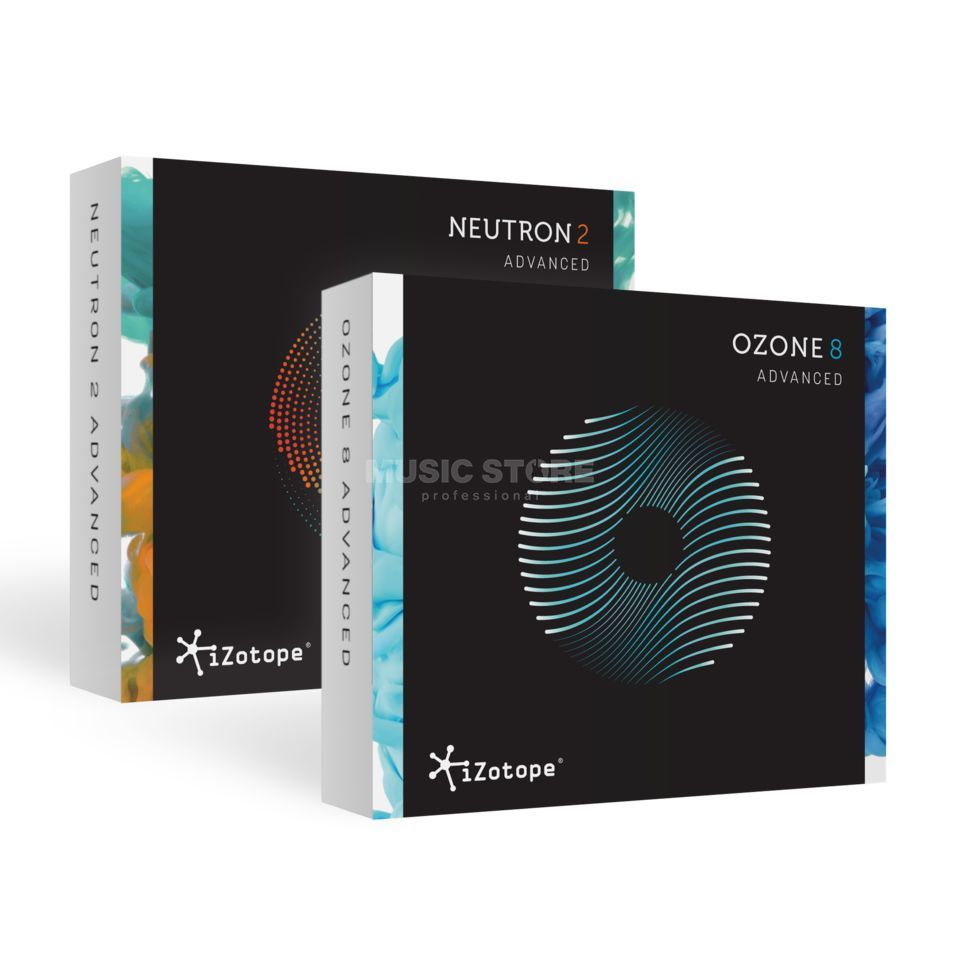 iZotope O8N2 Bundle Complete Mix and Master Bundle Product Image