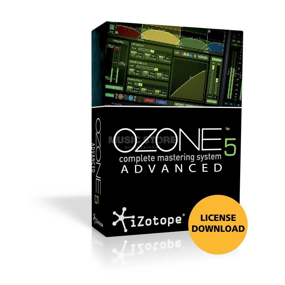 iZotope Ozone 5 Advanced Mastering Software