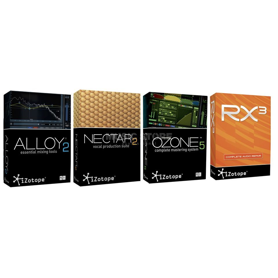 iZotope Studio & Repair Bundle CODE  Produktbild