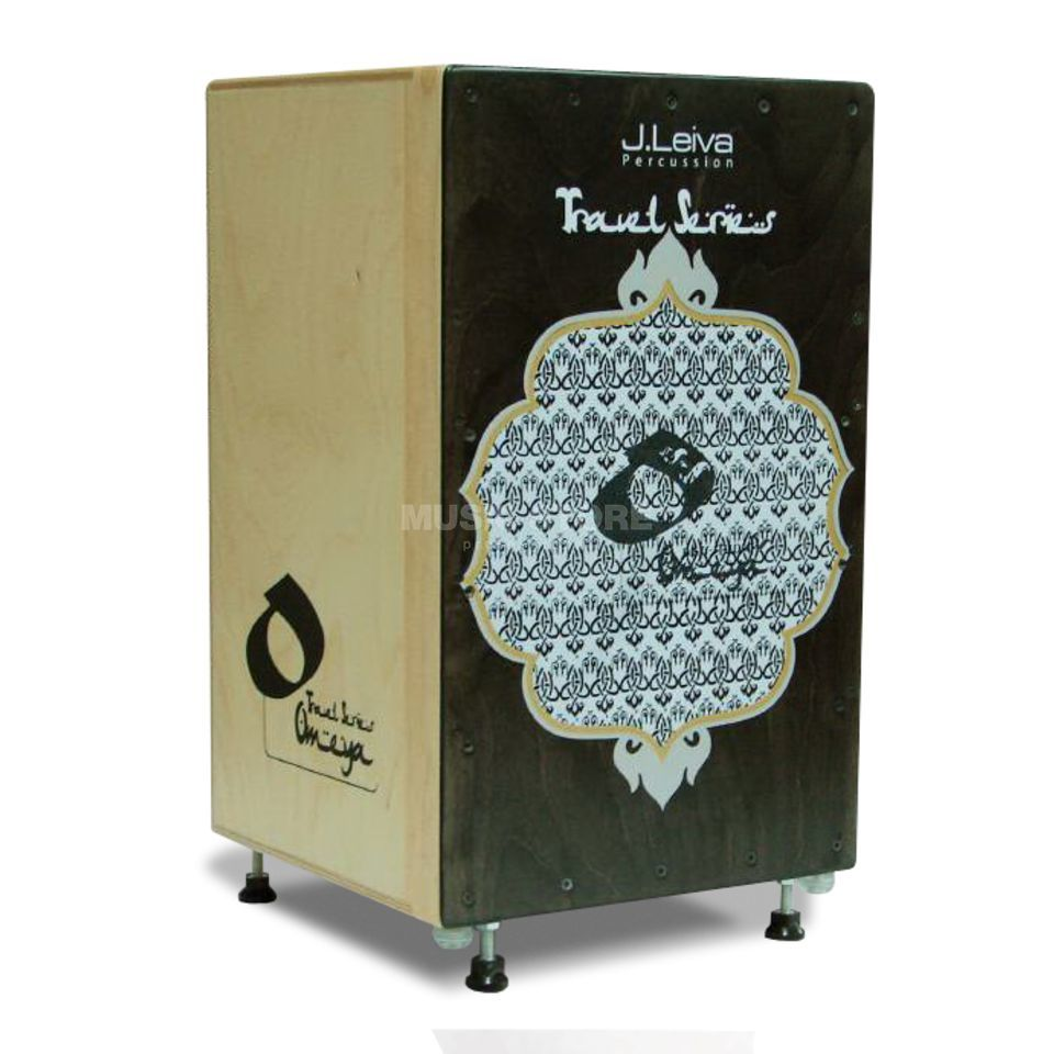 J.Leiva Percussion Cajon Omeya Travel  Produktbild