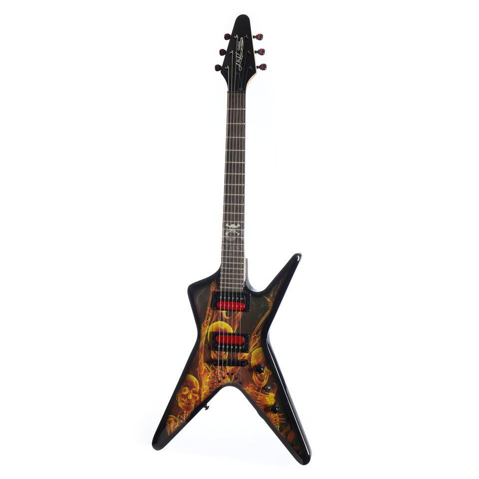 Cooler Skull  Regler Für E Gitarren Zubehör