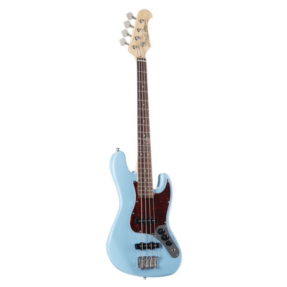 Jack & Danny Bass guitar JB Mini SBL Sonic Blue Product Image