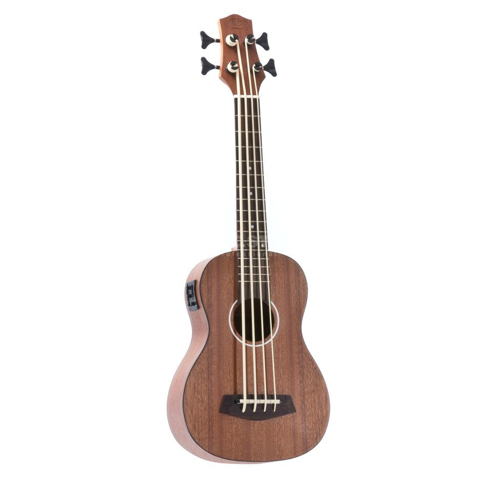 Jack & Danny UK-BM1R Bass Ukulele Product Image